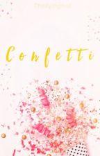 [Oneshot | JiHan] Confetti by theflyingkat