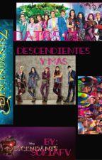 Datos de Descendientes Y Más by SofiaFV
