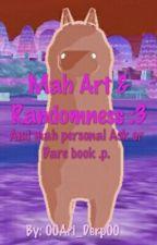 Vanilla's Art Book Of Randomness [REQUESTS OPEN] by VanillaZeBreadLover