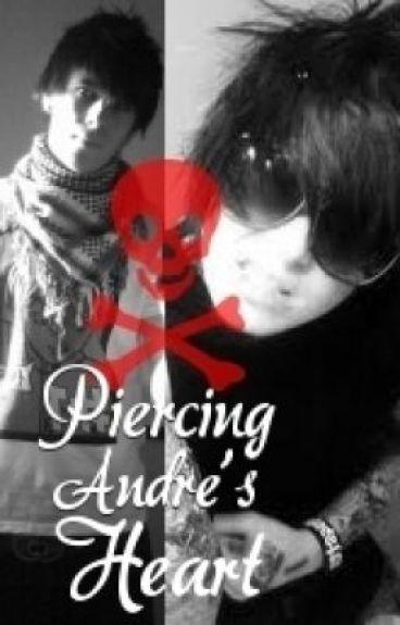 Piercing Andre's Heart [boyxboy]