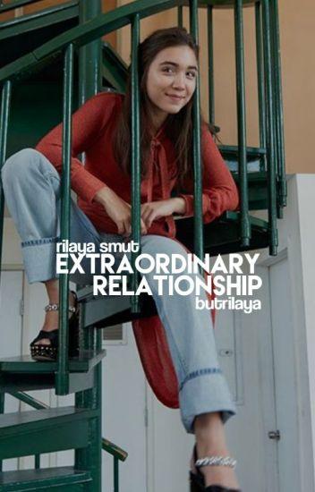 extraordinary relationship - rilaya smut