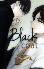 Black coat  by KatherineHoffman1