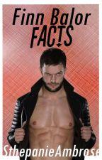Finn Balor Facts by SthepanieAmbrose