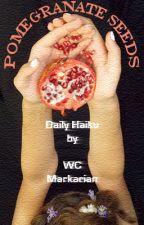 Pomegranate Seeds by elaroadshow