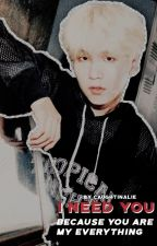 I NEED U➟Min Yoongi. by caughtinalie