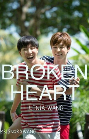 Hopemin/Jihope- broken heart.