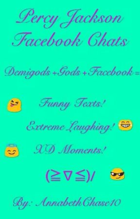 Percy Jackson Facebook Chats - The Misadventures of Leo