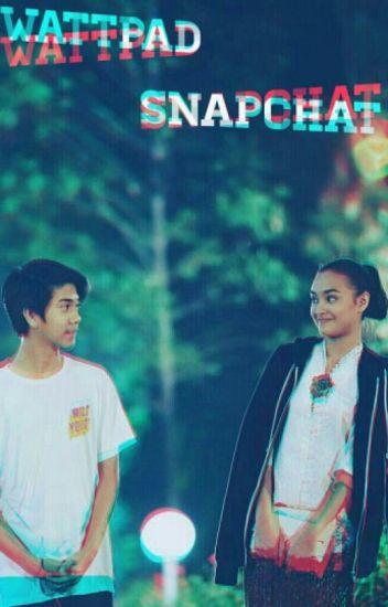 Wattpad ↔ Snapchat [Iqbaaldr]