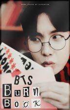 bts burn book by baekhyun