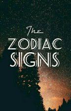 Zodiac Signs  by Hazzabearswifey
