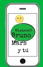 Whatsapp | Bruno Mars y tú | by MissCervantes