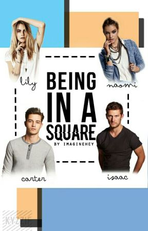 Being In A Square by imaginehey