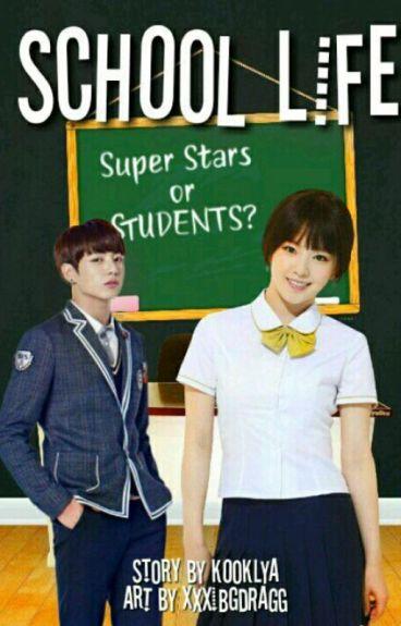 School life ( JungKook BTS )