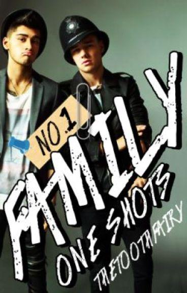 No.1 Family One Shots (Zianourry Family AU)