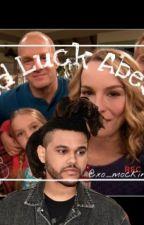 Good Luck Abel by xo_mockinjay