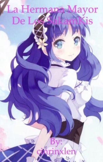 La hermana Mayor de los Sakamakis