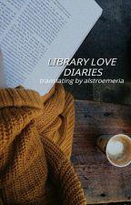 library love diaries → jb [türkçe] by AlstroemeriaBieber