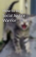 How to be a Social Justice Warrior by rayray330012345