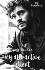My attractive customer - Jamie Dornan by ManonGrizi