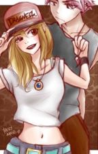 NaLu: The nerd and The badass by KingChaos33552