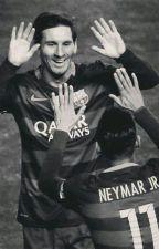 Nie Możemy Być Razem - Leo Messi by skokomanka