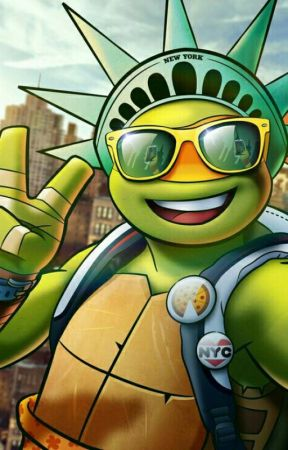 Tmnt Mikey Love Story Mikey X Oc Lemons Too Ch 1 The Comic