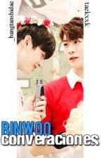 binwoo ; conversaciones by _bangtanshidae