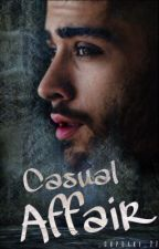 Casual Affair || Ziam || (Larry)  by _cupcake_27