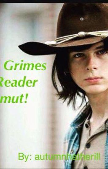 Carl Grimes X Reader Smut!