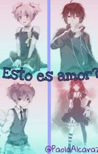 Esto Es Amor?(Nagisa Shiota Y Tu) by PaolaAlcarazvo
