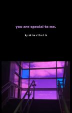 You Are Special To Me ; jihope (CZ) by chimsthetic