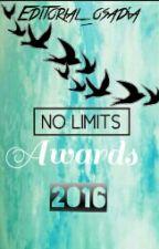 No Limits Awards 2016   CERRADO  «PAUSADO» by Editorial_Osadia