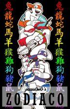 Zodiaco Ninja by Pizza0w0