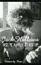 Jack Hallows.  by Katewonderland_