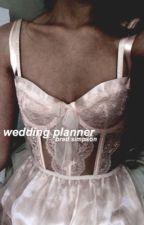 wedding planner - b.s [au]  by imemiliee