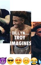 Dillyn Troy Imagines  by therealangel4ever