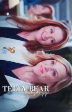 teddy bear ↣ janiel au [✔️] by -babyboyy