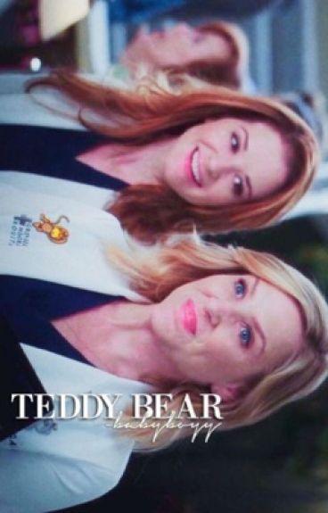 teddy bear ↣ janiel au