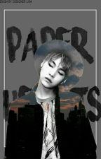 Paper Hearts ✖ Min Yoongi by hobisaturn