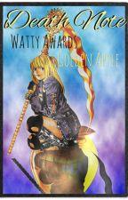 Death Note Watty Awards: Golden Apple by DeathNoteAwards