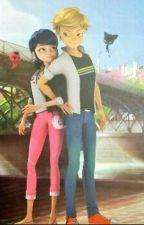 Una Aventura De Magos *Adrien Y Marinette* by ladybugmarinette14