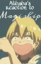 Alibaba's reaction to Magi ships by yin_n_yang16