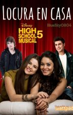 High School Musical 5 - Locura en Casa by BlueSky0804