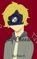 Say Cheese! (NewScapePro x Reader) by Chara-li