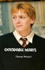 Extendable hearts. (George Weasley) by kodalinehannah