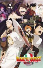 Final Haikyuu!! Quest by hidekane