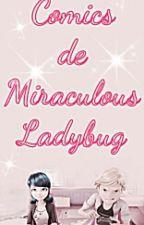 Comics de Miraculous Ladybug by Camiluchy