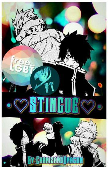 ~Stingue~ Sting Eucliffe x Rogue Cheney