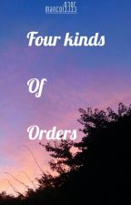 [Trans][Shortfic][YoonMin] Four Kinds Of Orders by mancoi9395