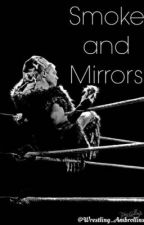 Smoke and Mirrors (Tyler Breeze) by Wrestling_Ambrollins